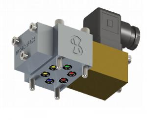 Beispiel Konfiguration von Einem Hydraulikventil, Funktion, & Leistung
