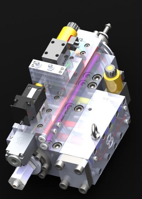 Entwicklung von Konfigurator für Produkte 3DZichnungene